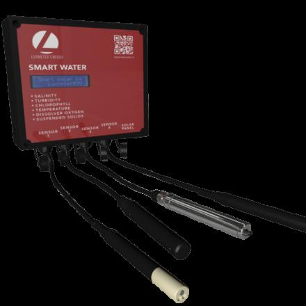 Sistema de monitoreo ambiental en linea Smart Water