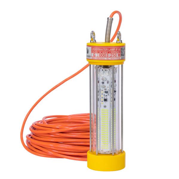 Lámpara LED para fotoperiodo 250 W