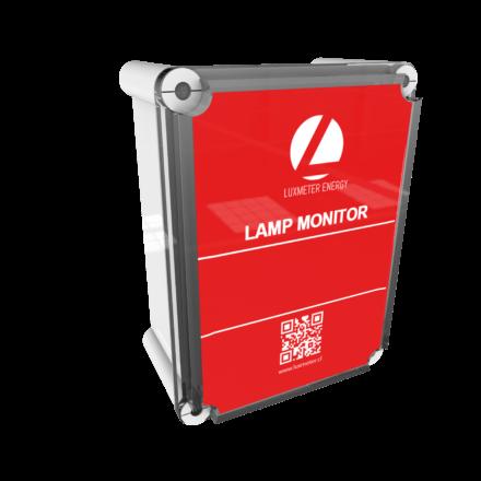 Sistema de monitoreo en linea de fotoperiodo Lamp Monitor